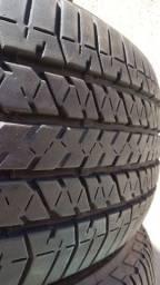 Título do anúncio: Pneus Bridgestone Dueler H/T 265/60 r18