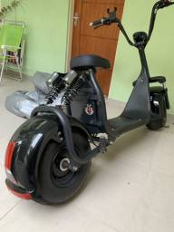 Scooter elétrica 2000W + acessórios