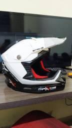 Capacete Mattos Racing 56