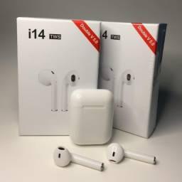 Título do anúncio: Fone de Ouvido Sem Fio Bluetooth i14 tws