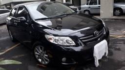 Título do anúncio: Toyota corolla seg 2009 top unico dono baixa km