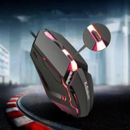 Título do anúncio: Mouse Gamer Viper M11 Luminoso