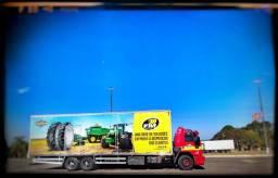 Título do anúncio: Caminhão truck bau