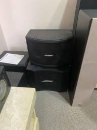 Título do anúncio: Conjunto de caixas acusticas Bose Profissional