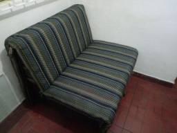 Título do anúncio: Sofá cama retrô...
