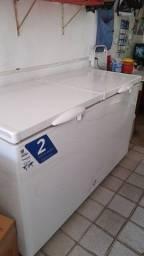 Título do anúncio: Vendo freezer na garantia