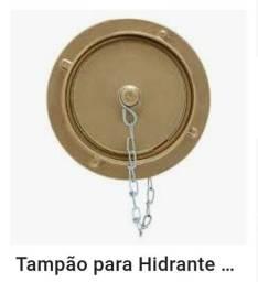 Título do anúncio: Tampão para hidrantes