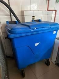 Título do anúncio: Container de Lixo 1000 Litros