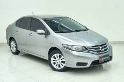 Título do anúncio: HONDA CITY Sedan LX 1.5 Flex 16V 4p Mec.