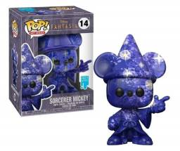 Funko Pop! Disney: Sorcerer Mickey Fantasia Art Series #14