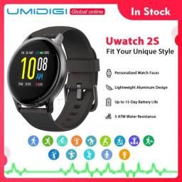 Smartwatch Umidigi Uwatch 2S - Space Gray - Pronta Entrega