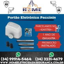 Título do anúncio: Portão Eletrônico Peccinin *