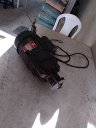 Motor de máquina de custura