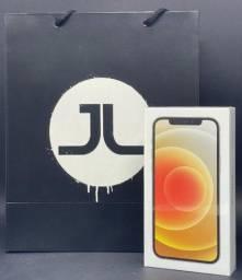 Título do anúncio: iPhone 12 128GB Branco Lacrado