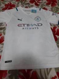 Título do anúncio: Camisa Manchester City away 21/22
