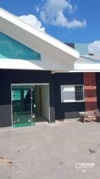 Casa com 3 dormitórios sendo 1 suíte à venda, 61 m² por R$ 178.000 - Jardim Leblon - Saran
