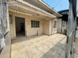 Título do anúncio: Casa com 2 dormitórios à venda, 84 m² por R$ 249.000 - Canto do Forte - Praia Grande/SP