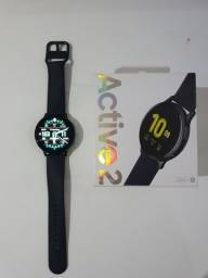Título do anúncio: Samsung Galaxy Watch Active 2 44mm - Preto