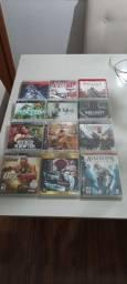 Título do anúncio: Pacote de jogos de PS3