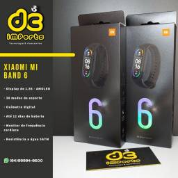 Título do anúncio: Xiaomi Mi Band 6 - Produto Original em até 12x