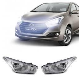 Título do anúncio: Farol Hyundai HB20 2012 a 2017