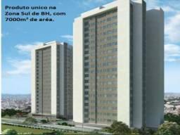 Título do anúncio: Apartamento à venda, 2 quartos, 2 suítes, 2 vagas, Cidade Jardim - Belo Horizonte/MG