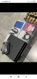 PS4 SLIM 1TB + JOGO !!!