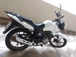 Título do anúncio: Moto Dafra Riva 150 completa