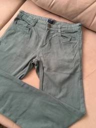 Calça jeans masculina TAM 12