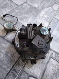 Redutor de pressão usado para GNV com manômetro