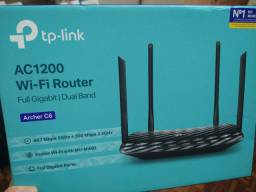 Roteador - Wi-fi Router AC 1200
