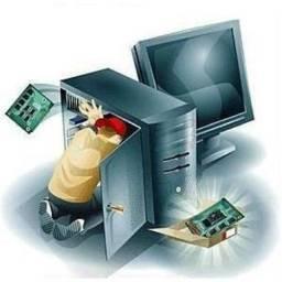 Título do anúncio: Conserto De Computador E Notebook. A partir de 100,00, nosso whatsapp: *07.