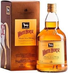 Título do anúncio: Whisky White Horse Garrafa 1L