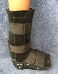 Bota ortopédica número 37