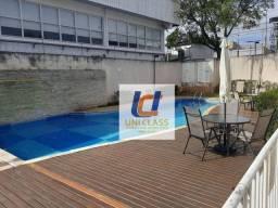 Título do anúncio: Apartamento com 2 dormitórios à venda, 55 m² por R$ 290.000 - Piraporinha - Diadema/SP