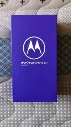 Celular Moto One Macro 64Gb