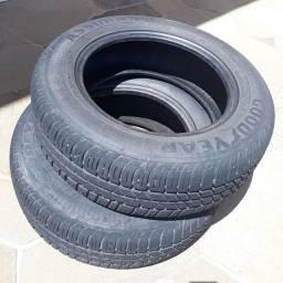Título do anúncio: Par de pneus 175 65 r14