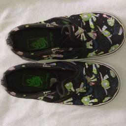 Tênis Vans feat Toy Story, n. 20/21