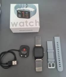 Relógio inteligente COLMI P8 recebe notificação de whatsapp
