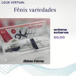 Título do anúncio: Antena externa com Entrega