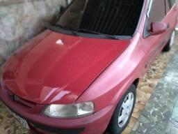 Celta 2003 Vermelho R$ 10.500,00