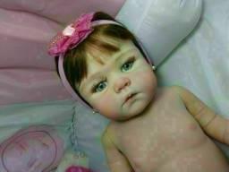 Título do anúncio: Boneco bebê reborn silicone entrega gratuita em toda baixada
