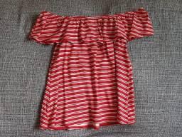 Blusa Cigana Listrada