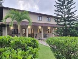 Mb- linda casa  4 suites km 9 em condominio