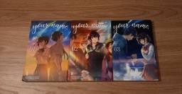 Your Name vol. 1, 2 e 3 (coleção completa)- JBC
