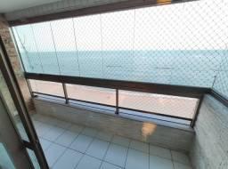 Título do anúncio: Apto nascente no Calçadão de Candeias, vista mar maravilhosa, com área de lazer completa,