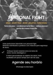 Título do anúncio: Personal fight