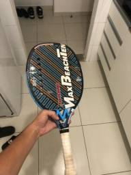 Título do anúncio: Raquete max beach tênis M-power