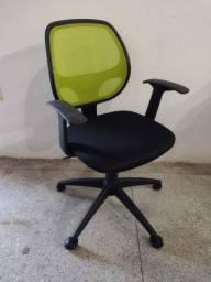 Título do anúncio: Cadeira de escritório com encosto de tela tipo ergométrica