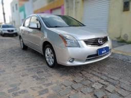 Nissan Sentra 2.0 S 16V Flex 4P Automático - Extra! Oportunidade Única!